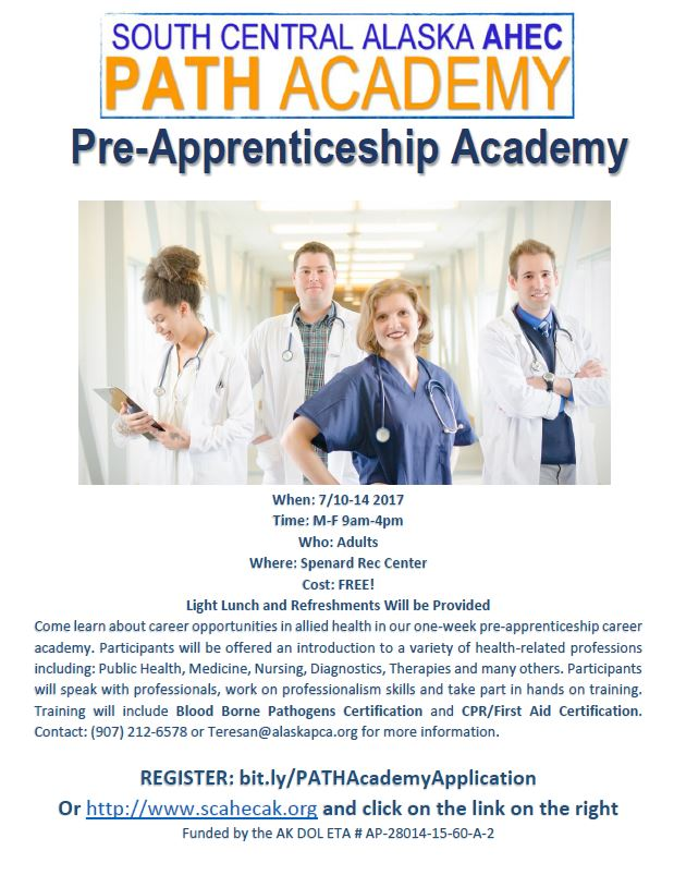 HealthcarePreApprenticeship